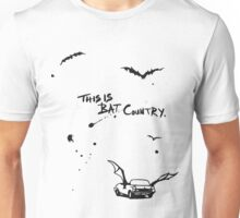 Welcome to Batcountry  Unisex T-Shirt