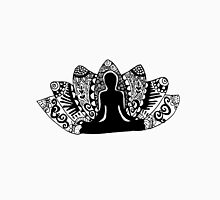 Yoga Lotus Flower Unisex T-Shirt