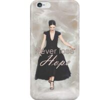 Lana Parrilla - Hope iPhone Case/Skin