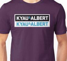 Kyau & Albert double Unisex T-Shirt