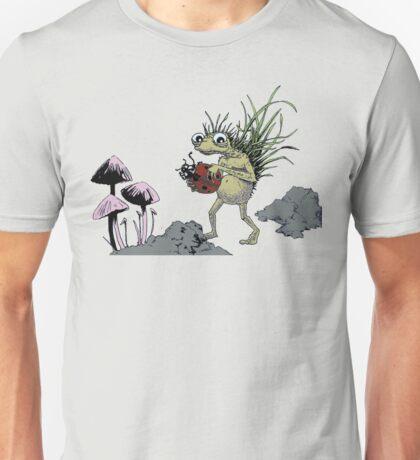Amanita hand with this Unisex T-Shirt