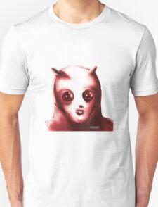 toothy alien anticute cartoon style Unisex T-Shirt