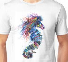 horse blend Unisex T-Shirt