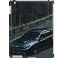 Subaru WRX STI iPad Case/Skin