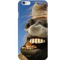 Horsey Smile iPhone Case/Skin