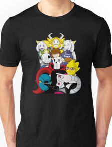 Undertale Everyone Unisex T-Shirt
