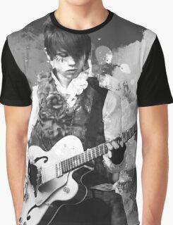 Ryan Ross Splatter Graphic T-Shirt