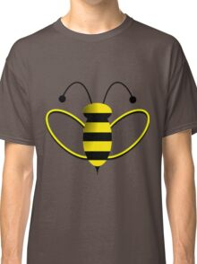Animated Bumble Bee Classic T-Shirt
