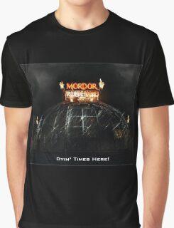 Mordor Thunderdome Graphic T-Shirt