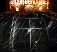 Mordor Thunderdome Sticker