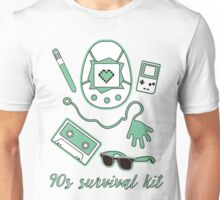 90s survival kit Unisex T-Shirt