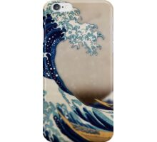 The great wave 3D  iPhone Case/Skin