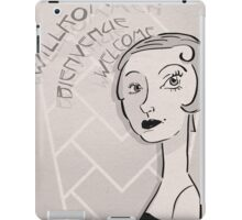Flapper iPad Case/Skin