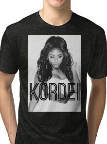 "Normani Kordei ""Kordei Designs"" Tri-blend T-Shirt"