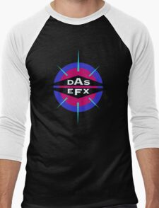 DAS EFX retro 90s logo tee Men's Baseball ¾ T-Shirt