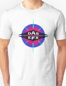 DAS EFX retro 90s logo tee Unisex T-Shirt