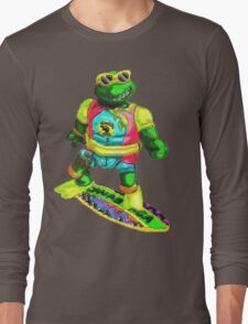 Psychedelic mikey Long Sleeve T-Shirt