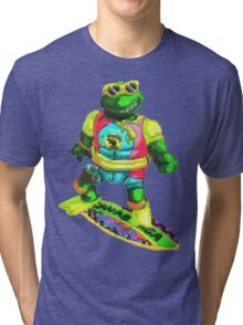 Psychedelic mikey Tri-blend T-Shirt