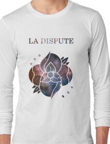 La Dispute - Galaxy TRANSPARENT DESIGN Long Sleeve T-Shirt