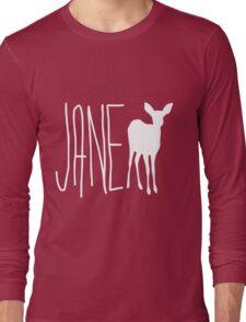 Jane Doe (Life is Strange) Long Sleeve T-Shirt