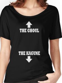 THE GHOUL THE KAGUNE Women's Relaxed Fit T-Shirt
