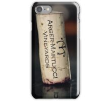 Arger-Martucci Cork iPhone Case/Skin