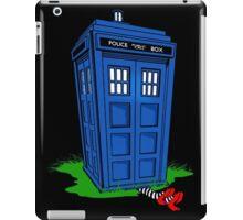 Wicked Tardis iPad Case/Skin
