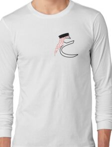 arabic letter Long Sleeve T-Shirt