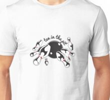 Bowling Ten in the Pit Strike Ball Unisex T-Shirt