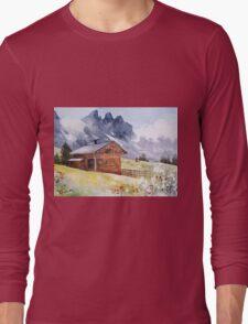 akwarelka 97 Long Sleeve T-Shirt