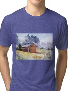 akwarelka 97 Tri-blend T-Shirt