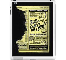"""Better Call Saul"" iPad Case/Skin"