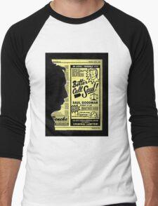 """""""Better Call Saul"""" Men's Baseball ¾ T-Shirt"""