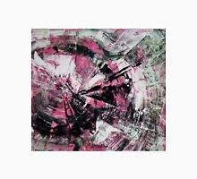 Time, Original mixed media painting, Huge monochrome Abstract Unisex T-Shirt