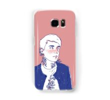 Pink Dan Howell Aesthetic Samsung Galaxy Case/Skin