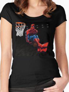 Spider Gordon Women's Fitted Scoop T-Shirt