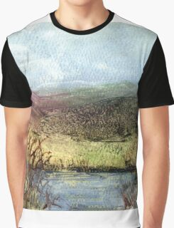 Moorland View 2 Graphic T-Shirt