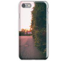 Golden Hour II iPhone Case/Skin