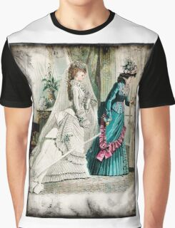 FASHIONABLE LADIES VINTAGE 23 Graphic T-Shirt