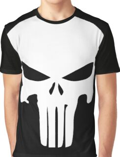 The Punisher Insignia Graphic T-Shirt