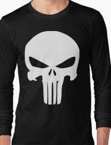 The Punisher Insignia Long Sleeve T-Shirt