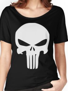 The Punisher Insignia Women's Relaxed Fit T-Shirt