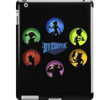sly cooper all thieves iPad Case/Skin