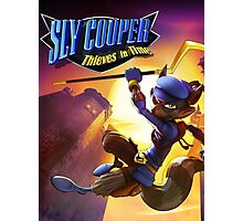 sly cooper all thieves in time Photographic Print
