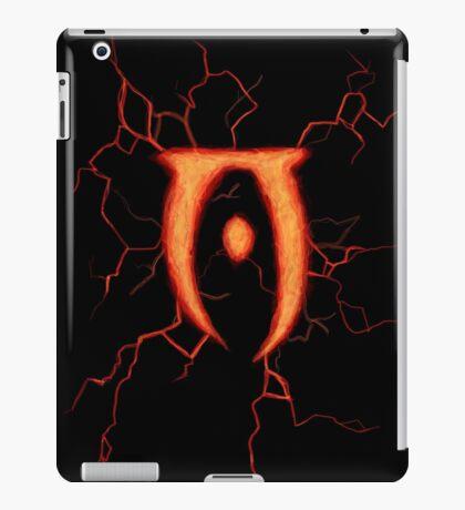 Oblivion Logo iPad Case/Skin