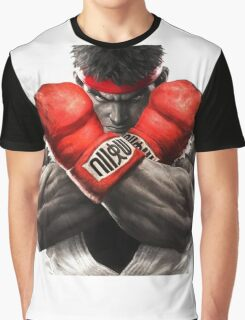 ryu street fighter Graphic T-Shirt