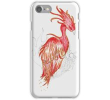 Harry Potter Fantastic Beasts and Where to Find Them Phoneix iPhone Case/Skin