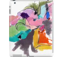 Abstract Figure iPad Case/Skin