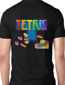Tetris Themed Merchandise Unisex T-Shirt