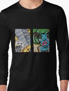 Ayee...No Mo Motown... Long Sleeve T-Shirt